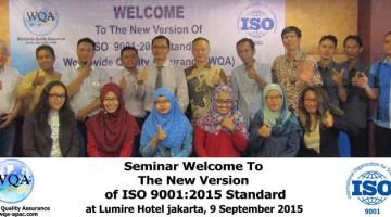 seminar ISO 9001-2015
