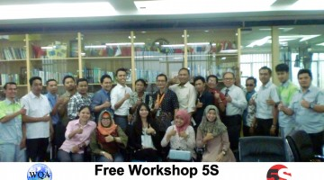 Free workshop 5s