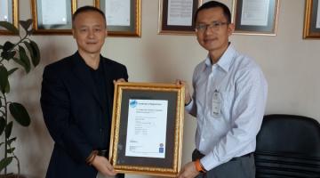 Sertifikasi ISO WQA APAC