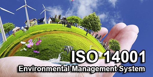 Sertifikasi ISO 14001