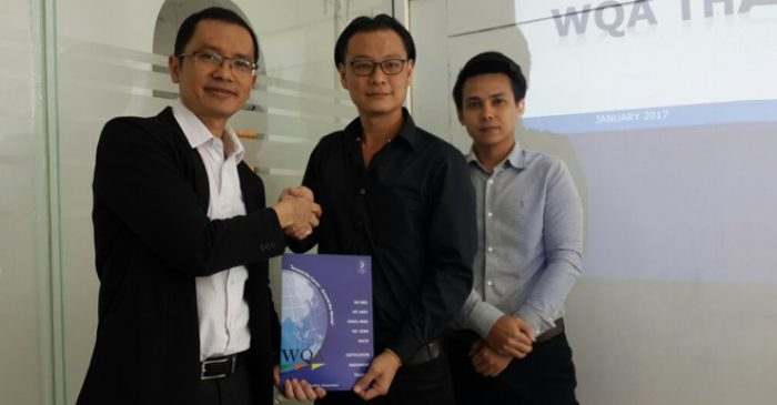 WQA Opening New Branch in Thailand