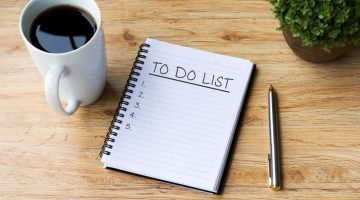 daftar tugas To-Do List