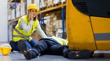 faktor penyebab kecelakaan kerja