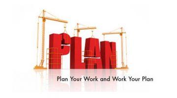Merencanakan-Pekerjaan
