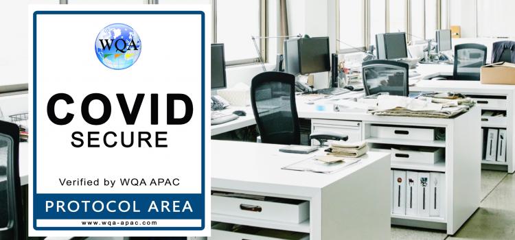 Penerapan Protokol COVID SECURE